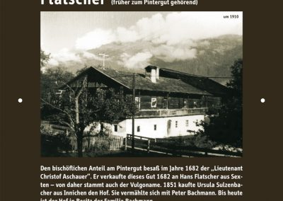 GeHschichte 04 Flatscher