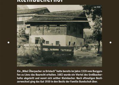 GeHschichte 06 Kleinbacher