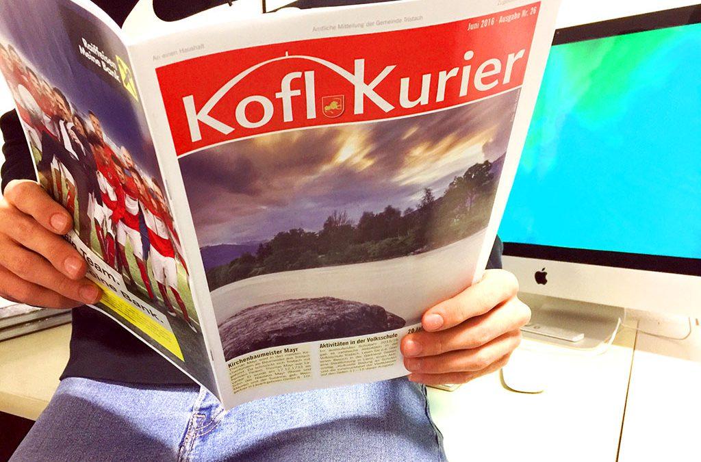 Symbolbild Kofl-Kurier