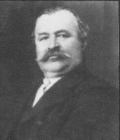 Franz Zoier - Bgm. von 1914 - 1920