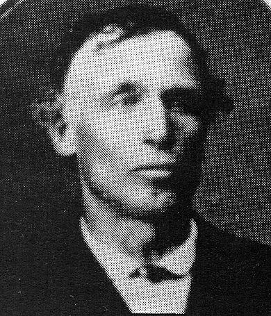 Josef Zoier - Vorst. von 1887 - 1890