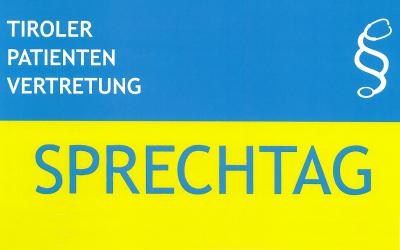 Sprechtag Patientenvertretung 19.09.2019, 10:00 – 13:00 Uhr BH Lienz