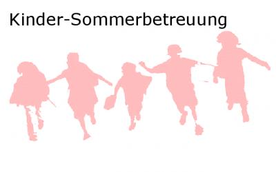 Kinder-Sommerbetreuung