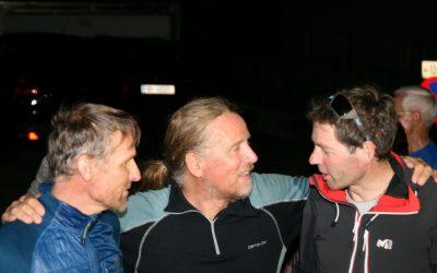 Empfang der Osttiroler Mount Everest-Bergsteiger 29.5.2017 Innenhof Gemeindezentrum Tristach