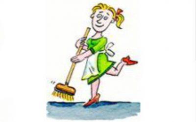 Dringend gesucht: Reinigungskraft für das Gemeindezentrum