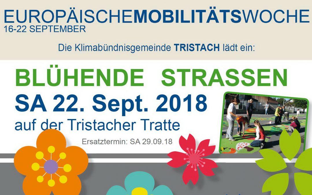 """Blühende Straßen"" 22.09.2018"