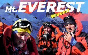Mt. EVEREST - Ein authentischer Multivisionsbericht @ Gemeindezentrum Tristach - Großer Saal