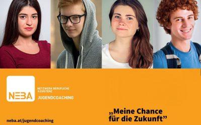 """NEBA Jugendcoaching – """"Meine Chance für die Zukunft"""""""