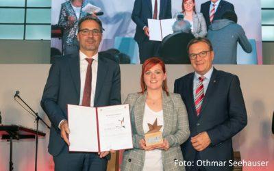 Marlies Schett für engagierte Jugendarbeit ausgezeichnet