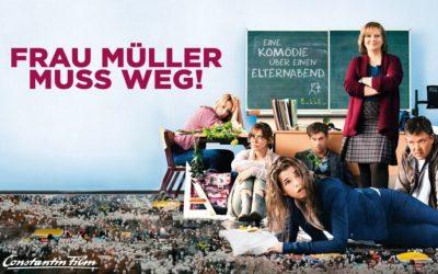 """Erwachsenen Open Air Kino: """"Frau Müller muss weg!"""""""