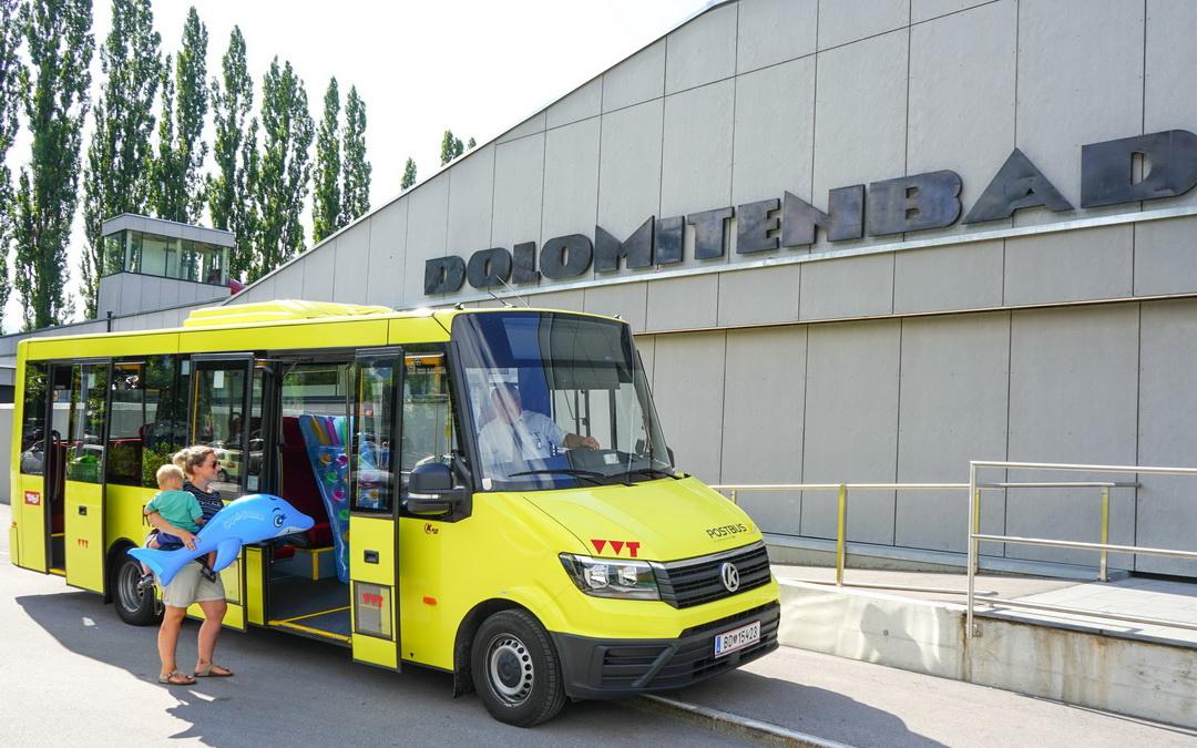 Jahrestickets für Regiobus gewinnen