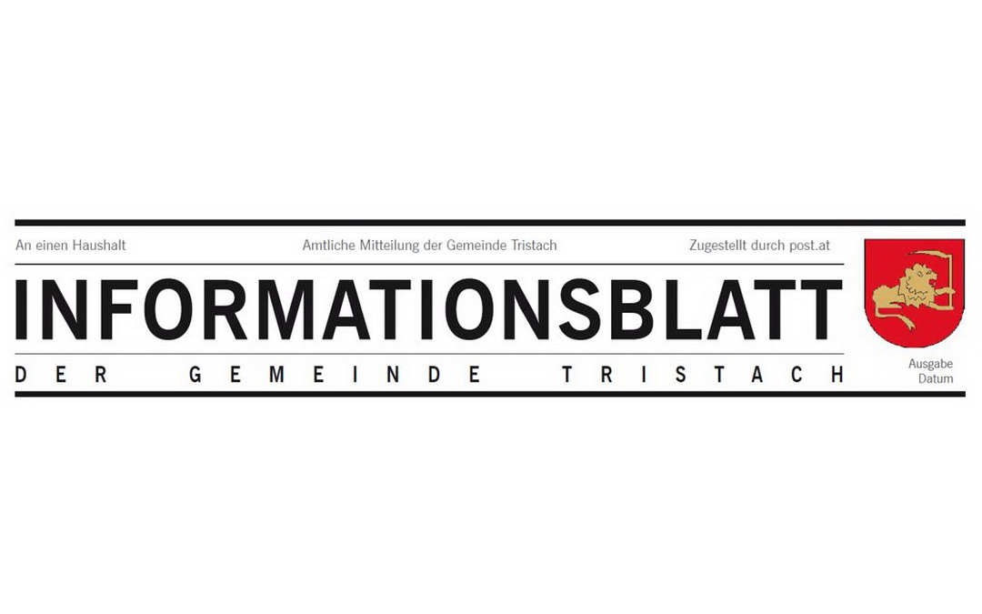 Informationsblatt Nr. 132