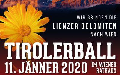 Tirolerball 11. Jänner 2020