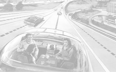 """Umfrage: """"Wie wird Autonomes Fahren die Zukunft der Mobilität ändern?"""""""