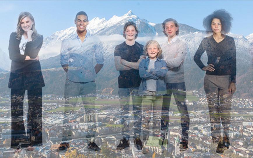 Bürgerinnen- und Bürgerbefragung in Tirol