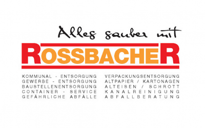 Umfahrung zum Betriebsgelände der Fa. Rossbacher GmbH