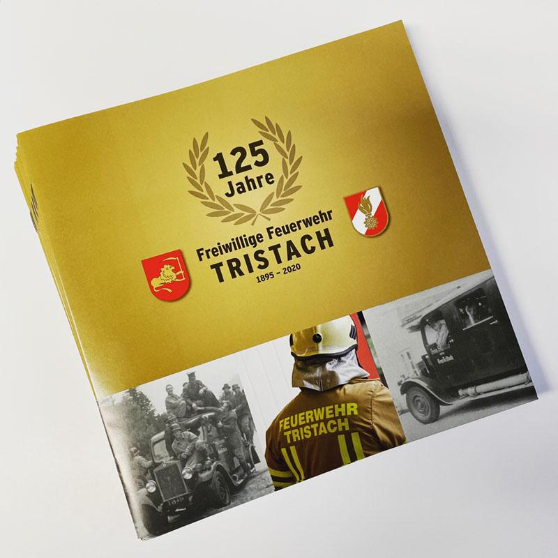 FW Tristach Jubiläumsbroschüre