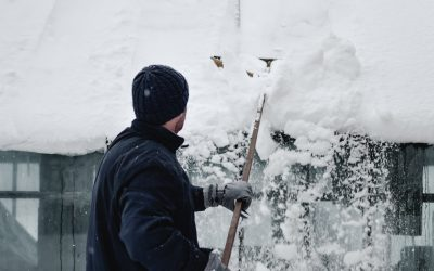 Schnee-Abschöpfdienste