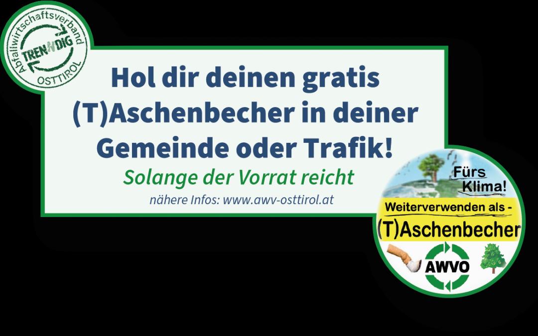 (T)Aschenbecher
