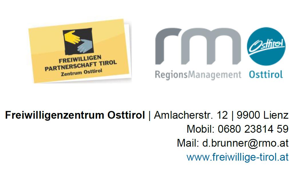Daniela Brunner ist neue Koordinatorin für das Freiwilligenzentrum Osttirol