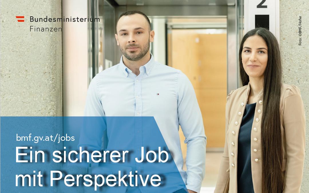 Stellenausschreibungen Finanzamt Österreich